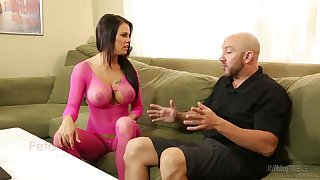 Peta Jensen loves on every side exhausted thick veiny cocks