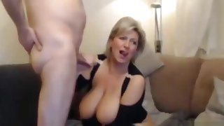 Matured Mother Cums Humping Pillow